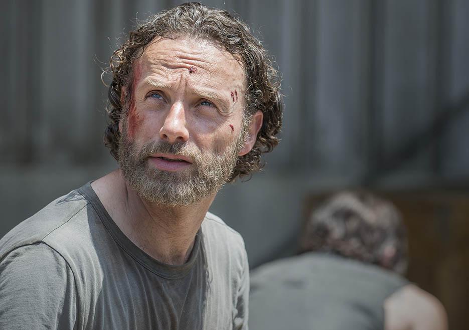 Сериал Ходячие мертвецы (The Walking Dead