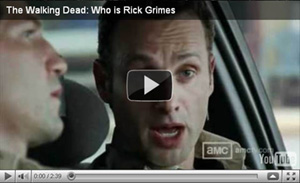 The Walking Dead: Who is Rick Grimes