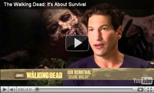 The Walking Dead: It's About Survival
