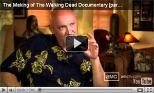 The Making of The Walking Dead Documentary [часть 1]