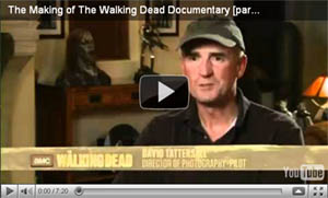 The Making of The Walking Dead Documentary [часть 2]