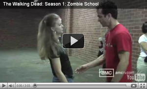 The Walking Dead: Season 1: Zombie School