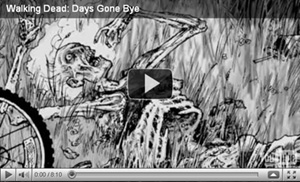 Walking Dead: Days Gone Bye