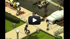 The Walking Dead Social Game: трейлеры к игре