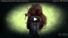 Activision The Walking Dead трейлер
